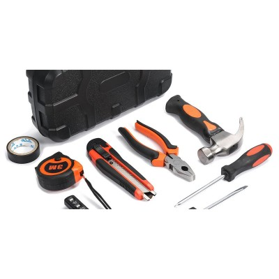 Woodworking Household Tools Kit Set Steel Kits Hardware Toolbox