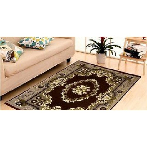 Modern Cotton Jacquard Designer Carpet F...