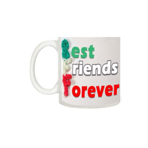 Friendship Day Mug only Rs 299