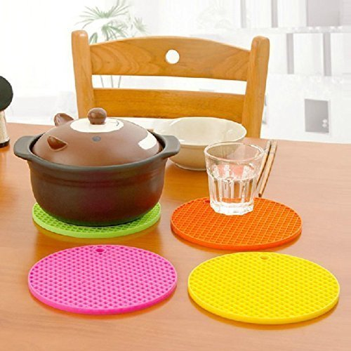 Home Cube Silicone Heat Resistant Pot Ho...